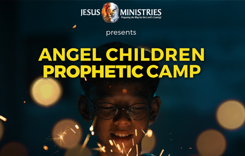 Angel Children Prophetic Camp
