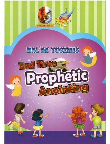 End Time Prophetic Anointing (English)